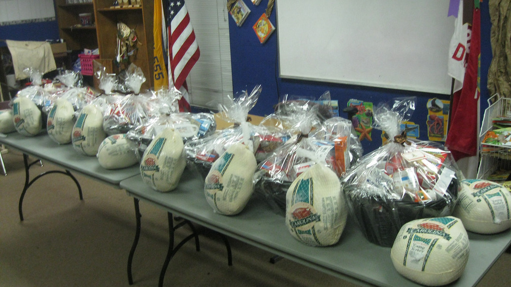 2010 Thanksgiving Basket Giveaway